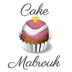 logo Cake Mabrouk